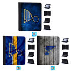 St. Louis Blues Flip Case For iPad Mini 1 2 3 4 Air 5 6 Pro 9.7 10.5 12.9 $19.99 USD on eBay