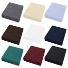 1-4 Seats Sofa Seat Cushion Covers Stretch Cushion Slipcovers Couch Protectors