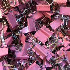Small Binder Clips 0.75-inch Paper Clips 40 - 120 - 240 PCS