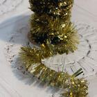 NEW 125' Red, Silver, or Gold Christmas Tree Tinsel Garland Roll 30080328