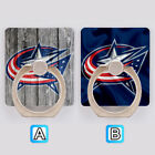 Columbus Blue Jackets Mobile Cell Phone Holder Stand Mount Rotate Ring $3.99 USD on eBay