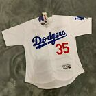 Men's Los Angeles Dodgers #35 Cody Bellinger Blue/White Jersey SAME DAY SHIPPING