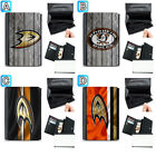 Anaheim Ducks Leather Women Wallet Coin Purse Holder Handbag $13.99 USD on eBay