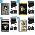 Pittsburgh Penguins Leather Women Wallet Coin Purse Holder Handbag $13.99 USD on eBay