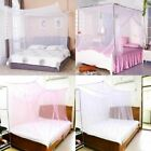 Mosquito Net Double Queen King Size Box~Fly Insect Bug Protection Netting-US image
