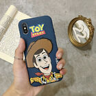Toy Story Cartoon Pattern Soft Phone Case Cover For iPhone8Plus XR Xs Max 11 Max