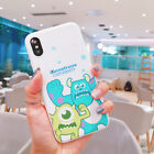 Toy Story Cartoon Pattern Soft Phone Case Cover For iPhoneX 6s 7 8Plus XR XsMax