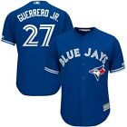 Men's Toronto Blue Jays Vladimir Guerrero Jr. #27 Blue/White Jerseys M-XXL on Ebay
