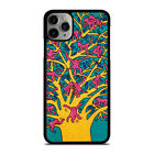 KEITH HARING iPhone 5/5S/SE 6/6S 7 8 Plus X/XS Max XR Case Cover