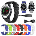 Replacement Silicone Sport Wristwatch Band Strap For Ticwatch Pro Smart Watch