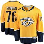 NHL Mens PK Subban Nashville Predators Fanatics Branded Breakaway Jersey Gold