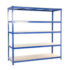 *WAREHOUSE CLEARANCE* Garage and Warehouse Shelving Racking Units Boltless Shelf <br/> ⭐⭐⭐⭐⭐ 50% OFF SALE, WHILE STOCKS LAST, GRAB A BARGIN!!