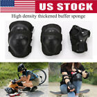 7PCS Kids Girls Boys Safety Protective Knee/Elbow/Wrist Guard Gear Pad Set-US image