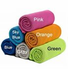 Instant Ice Cooling Towel for Sports Workout Fitness Gym Yoga Hiking Pilates