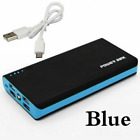 500000mAh 4 USB Power Bank Portable External Battery Charger with LED for Phone