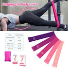 Workout Resistance Bands Loop Set Fitness Booty Leg Exercise Band Pull Ring GEMS image