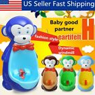 Baby Boys Monkey Toilet Potty Training Kids Toddler Urinal Bathroom US image