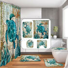 Turtles Octopus Style Shower C...