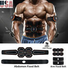 ABS Stimulator Abdominal Muscle EMS Training Gear Toner-Core Toning Workout Belt image