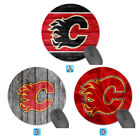 Calgary Flames Round Patterned Mouse Pad Mat Mice Desk Office Decor $4.99 USD on eBay