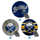 Buffalo Sabres Round Patterned Mouse Pad Mat Mice Desk Office Decor $4.99 USD on eBay