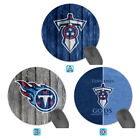 Tennessee Titans Round Patterned Mouse Pad Mat Mice Desk Office Decor $4.99 USD on eBay