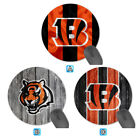 Cincinnati Bengals Round Patterned Mouse Pad Mat Mice Desk Office Decor $4.99 USD on eBay