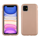 For Apple iPhone 11 - Dual Layer ShockProof Armor Rugged Cover Case