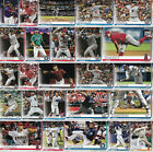 Pre-Sell 2019 Topps Update Baseball Cards Complete Your Set Pick List US1-US150 on Ebay