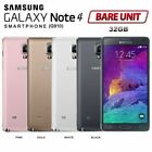 Samsung Galaxy Note 4 32gb Smartphone Unlocked Black White Rose Gold Uk Stock