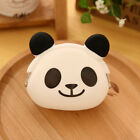 Women Girl Silicone Cartoon Animal Hasp Clutch Change Coin Purse Mini Wallet Bag