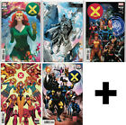 X-MEN #1,2,3,4,5,6,7,8+ (2019) Variant, Incentive, Exclusive ~ HOT MARVEL COMICS image