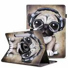 360 Rotating Pattern Leather Folio Case Cover Fr Acer Iconia Tab One 8 10 Tablet