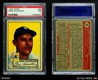 1952 Topps #99 Gene Woodling Yankees PSA 7 - NM