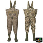 NEW BANDED GEAR REDZONE RZ-X 1.5 MICRO TEEN BREATHABLE INSULATED CHEST WADERS