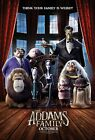 Addams Family (2019) Movie Poster (Multiple Sizes)