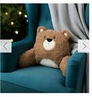 Avon BEAR Back Rest Cushion. Perfect Back Support For Bed or Sofa. Cute Cushion