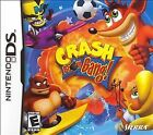 Nintendo DS Crash Boom Bang with case used