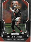 2019 Panini Prizm Football Cleveland Browns Players You Pick/Choose the Card $1.24 USD on eBay
