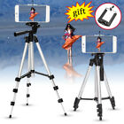 New Professional Camera Tripod Stand Holder Mount for iPhone Samsung Cell Phone