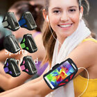 Sport Armband Case Cover For Sony Xperia Nokia VIVO Oppo Moto LG Android Phone