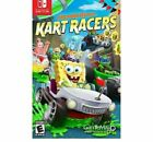 Nickelodeon Kart Racers (Nintendo Switch, 2018) Game and case, works great!