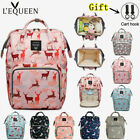 Diaper Bags Baby Nappy Large Maternity Backpack Waterproof Mommy Nursing Travel