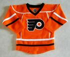 Philadelphia Flyers Infant Jersey Sizes 12 Months  2T or 4T Orange Kids Toddler $11.53 USD on eBay