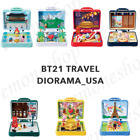 BTS BT21 Official Collectible Figure Travel Diorama Collection + Tracking No.