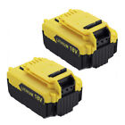 5.0Ah Battery FOR Porter Cable PCC685L, Black and Decker LB20 LBX20 20V Power Tool