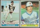 BUY 1, GET 1 FREE - 1979 TOPPS BASEBALL - YOU PICK #201 - #400 - SHARP NMMT $1.0 USD on eBay