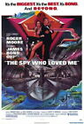 65545 The Spy Who Loved Me Movie Roger Moore Wall Print POSTER UK £6.95 GBP on eBay