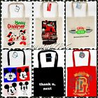 Primark Character/TV/Disney Tote Reusable Canvas Shopping Shoulder Cotton bags £7.9  on eBay
