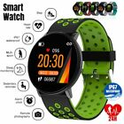Smart Watch Men Women Wristband Heart Rate Sports Bracelet For Android IOS